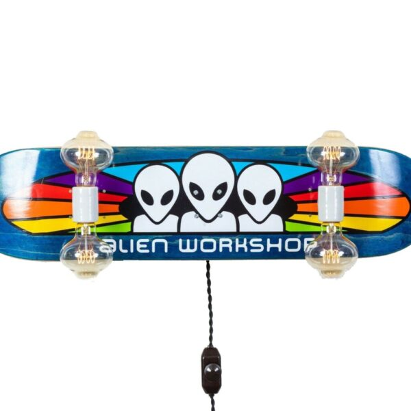 Alien Workshop Spectrum (Blue)