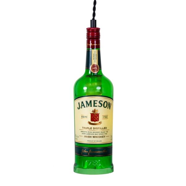 Jameson Bottle Pendant Light
